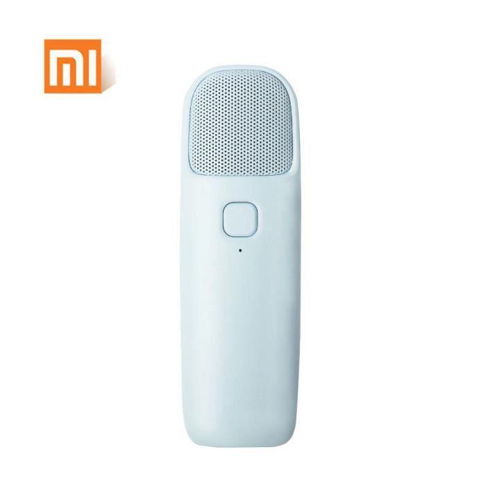 HAUT-PARLEUR - MICRO Xiao-mi F-MIC-02 Mini-microphone filaire portable