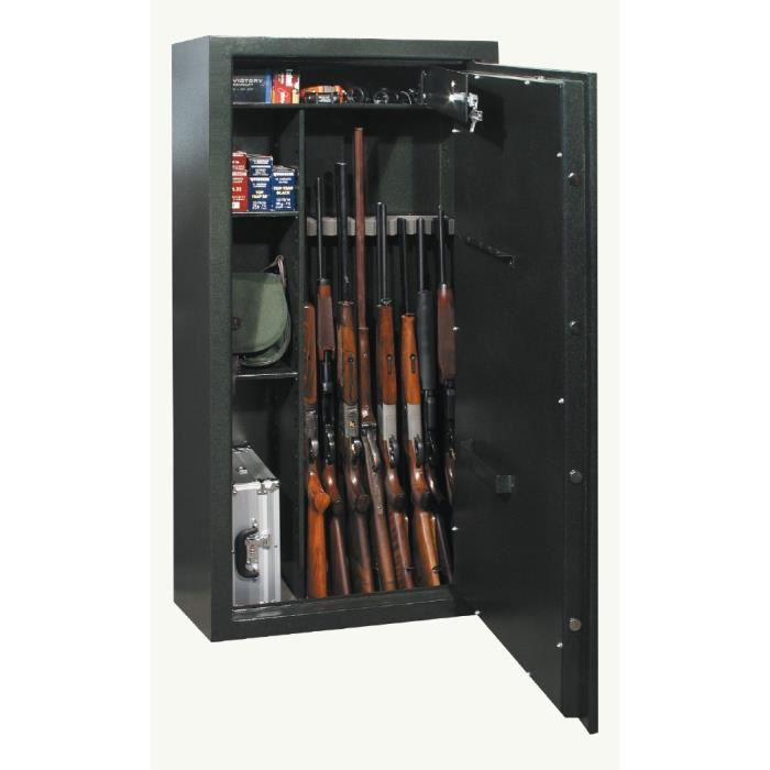 armoire forte pour armes rpf 4 en 1 12 armes achat. Black Bedroom Furniture Sets. Home Design Ideas