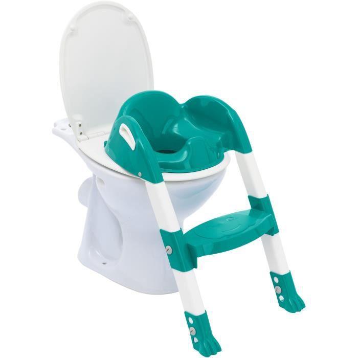 si/ège r/églable pour pot r/églable 40 x 37 x 65 cm /él/évateur pour WC antid/érapant r/éducteur pour enfants avec /échelle pliable R/éducteur WC pour enfants