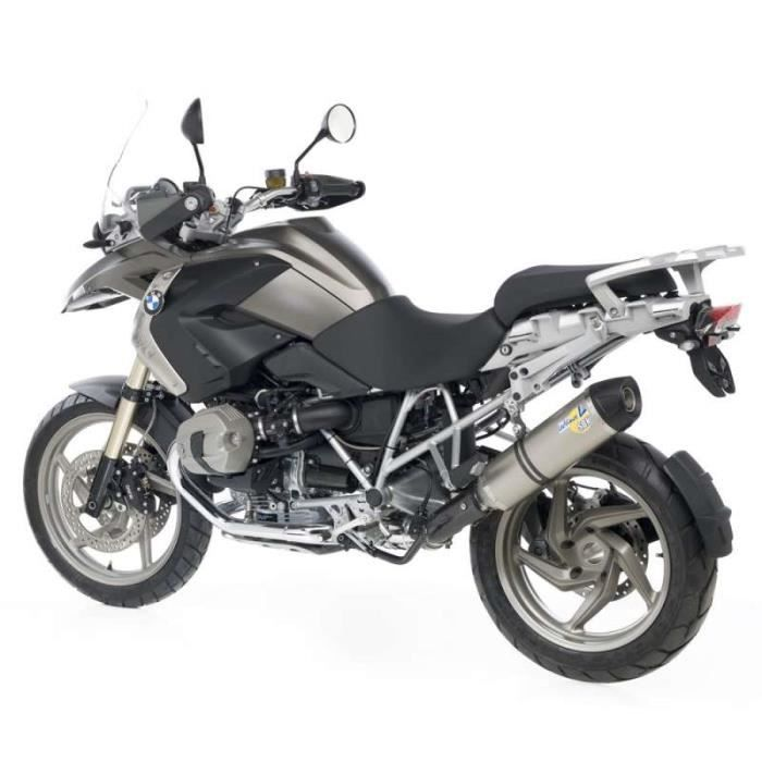 silencieux homologu leovince sbk lv one inox bmw r1200gs. Black Bedroom Furniture Sets. Home Design Ideas