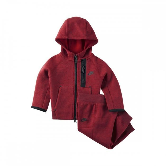 finest selection 7dc5d aa33c Ensemble de survêtement Nike Tech Fleece Bébé - 678821-687
