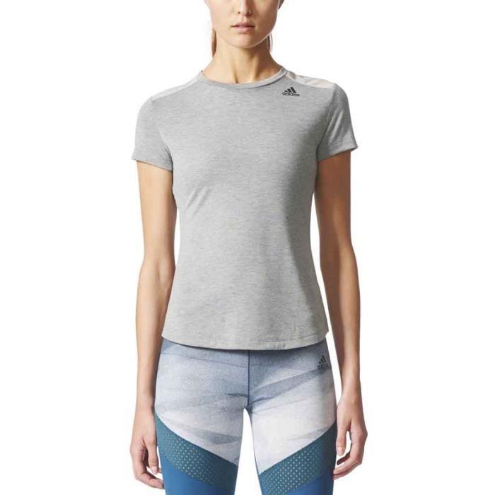 Vêtements femme T shirts Adidas Prime Mix
