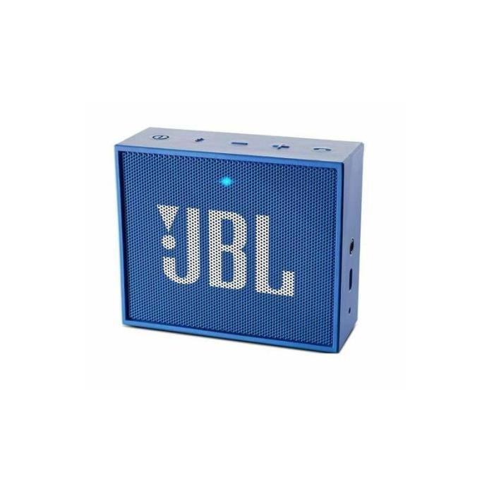 ENCEINTE NOMADE Enceinte bluetooth JBL GO Bleu