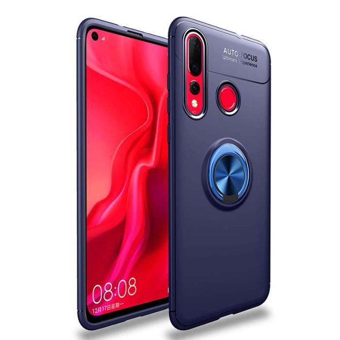 Coque Huawei P Smart PLUS 2019, Souple Silicone An