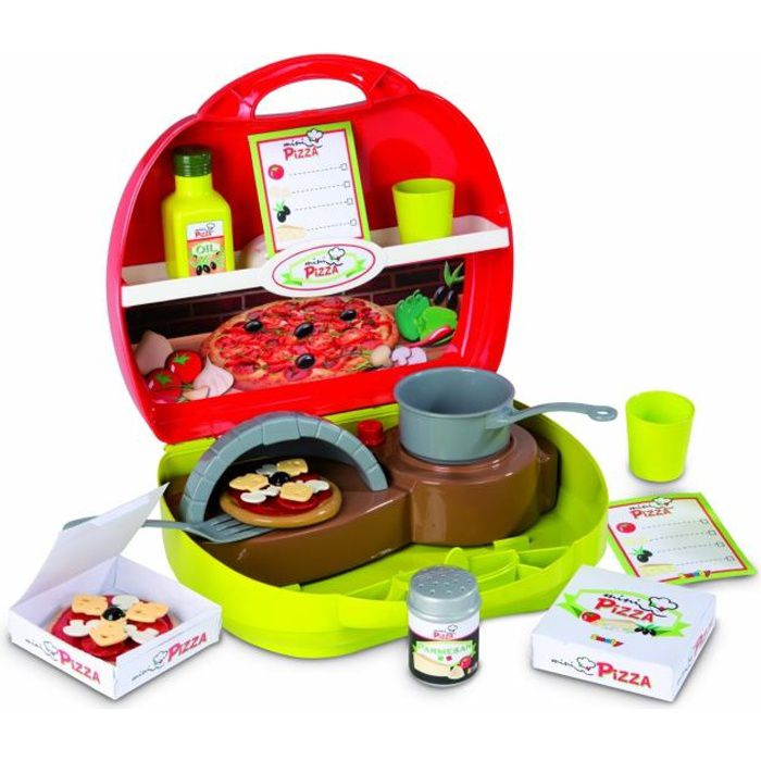 smoby mini cuisine pizza achat vente dinette cuisine cdiscount. Black Bedroom Furniture Sets. Home Design Ideas