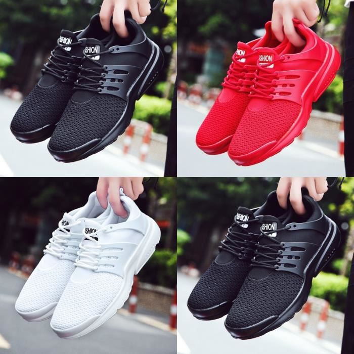 Baskets homme Sneakers homme Baskets respirantes sneakers mode QYzMH5xd9