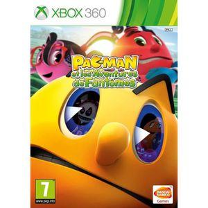 JEU XBOX 360 Pac-Man et Les Chasseurs de Fantômes Jeu Xbox 360
