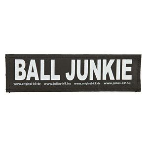 TRIXIE 2 Stickers Velcro Julius-K9 - L - Ball Junkie - Pour chien