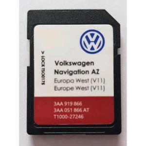 Pièce détachée GPS Carte SD GPS Europe Ouest 2019 V11 - RNS 315