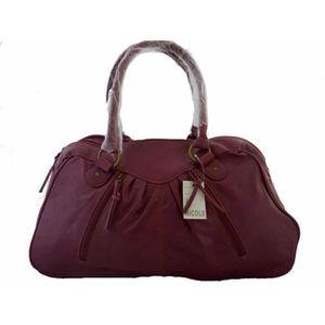 Nouveau Femme Motif à pois en cuir sac à main portefeuille par visconti coffret cadeau spots