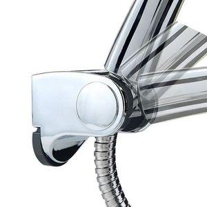 Douchette /à main t/ête de pulv/érisation support support salle de bain support mural r/églable