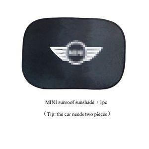 WeiCYN for BMW Mini Cooper S JCW Un F56 F60 R60 Voiture Pare-Soleil Lunettes de Soleil Lunettes de Soleil Clip Carte de cr/édit Accessoires de Voiture Sac Pen Stockage