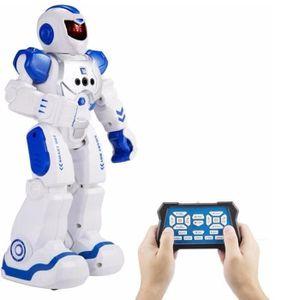 ROBOT - ANIMÉ SHA Robot TéLéCommandé Rc Jouet, Télécommande RC R