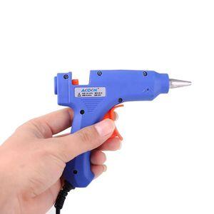 The Home Fusion Company Paquet de 10 Pistolet /à Colle B/âtons 7.2 X 100mm DIY Artisanat Fixation Faisant