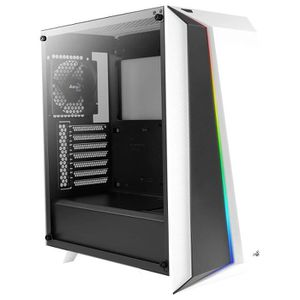 BOITIER PC  Aerocool Cylon Pro - Boîtier ATX RGB pour PC, Verr