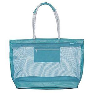 PANIER - SAC DE PLAGE Beco sac de plage nylon turquoise