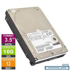 DISQUE DUR INTERNE Disque Dur 160Go SATA 3.5 Hitachi HDT722516DLA380