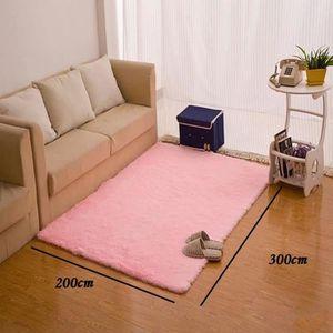 TAPIS Tapis Salon du sol 200×300cm décoration maison pou