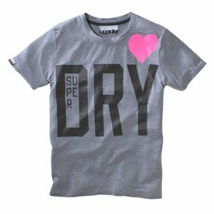 T-SHIRT Tee shirt manches courte fluide Whisp Tee SUPERDRY