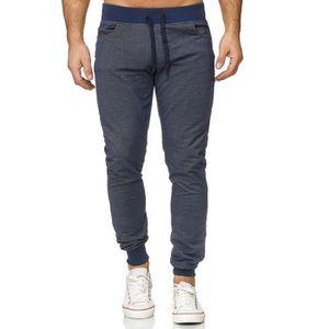 LEGGING Pantalon de survêtement en jean pour homme jogging