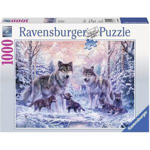 PUZZLE Ravensburger - 19146 - Puzzle Classique 1000 pcs L