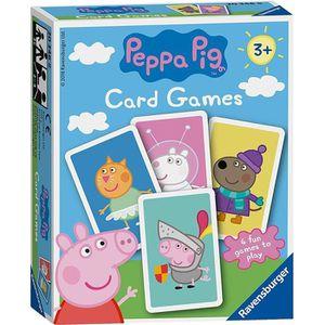 CARTE A COLLECTIONNER Ravensburger Peppa Pig Jeux de cartes