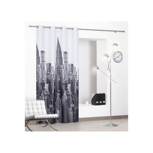 rideaux new york achat vente rideaux new york pas cher. Black Bedroom Furniture Sets. Home Design Ideas
