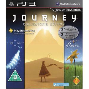 JEU PS3 Journey Collectors Edition (Playstation 3) [UK IMP