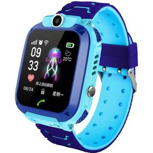MONTRE CONNECTÉE Enfants Montre Intelligent,Montre Enfant Tracker I