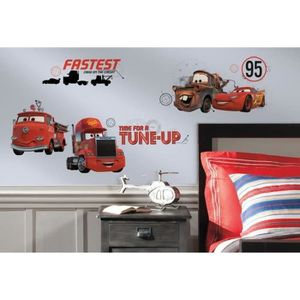 STICKERS ROOMMATES Stickers DISNEY CARS FRIENDS repositionn
