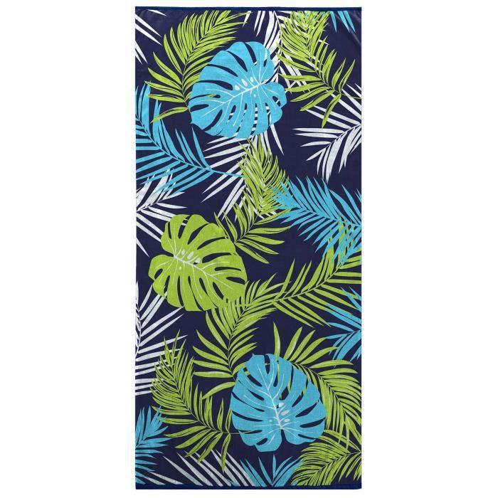 Serviette de plage Modele Palmista