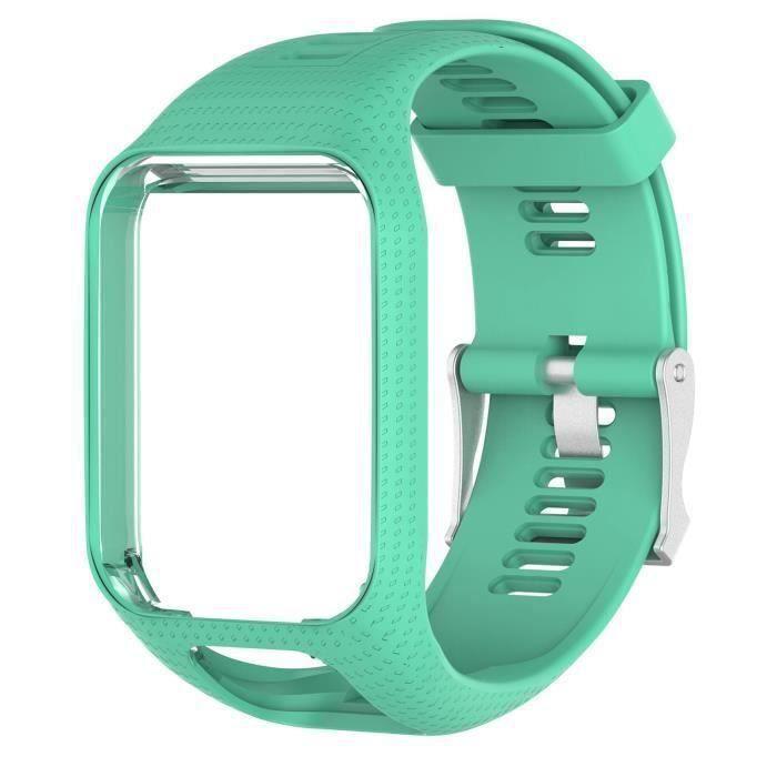 Bracelet de montre de remplacement pour TomTom Spark Spark 3 Runner 3 2 Montre de golf 2 GPS Watch Ma23904