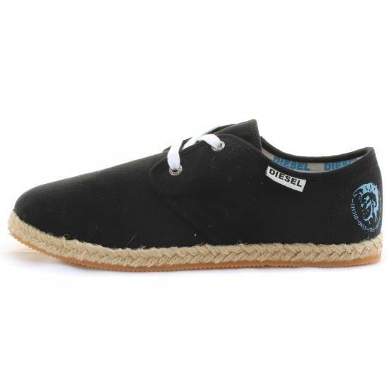 Diesel - Fashion / Mode Sneakers Noir Homme