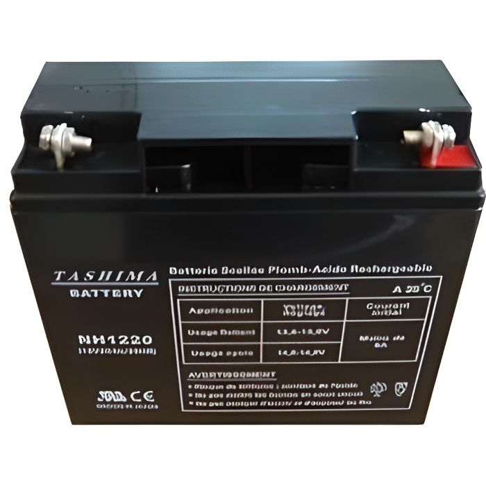 Batterie NH1220 12v 20ah