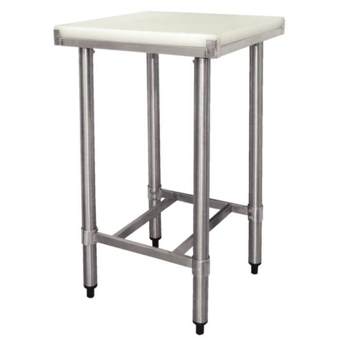 Table de découpe L 500 x 500 P mm