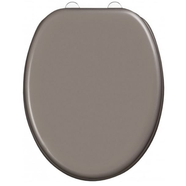 Abattant wc taupe - Abattant wc gifi ...