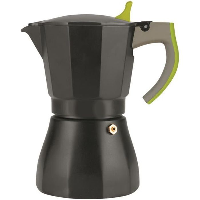 cafetiere express l 39 aroma verde 12 tasses achat vente cafeti re th i re cdiscount. Black Bedroom Furniture Sets. Home Design Ideas