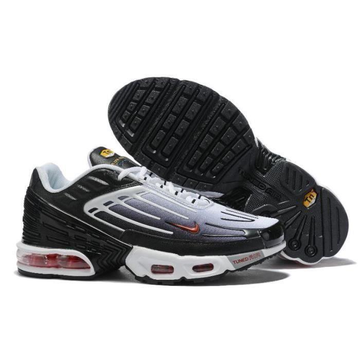 Baskets Nike Air Max Plus Tn 3 Chaussure pour Homme Noir - Achat ...