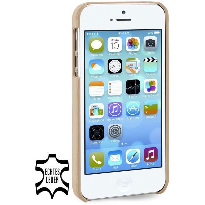 Coque iPhone 5 & iPhone 5s, StilGut UltraSlim en c