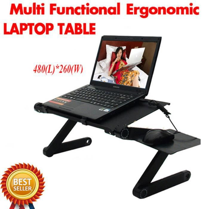 Support de table multi fonctionnel ergonomique portable for Best canape book