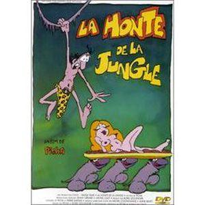 DVD FILM DVD La honte de la jungle