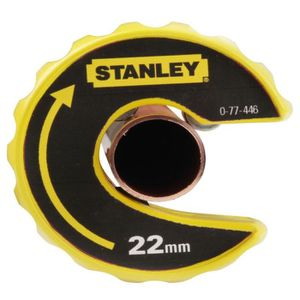 STANLEY Coupe tube automatique 22 mm