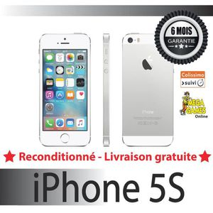 iphone 5s 16go achat vente iphone 5s 16go pas cher cdiscount. Black Bedroom Furniture Sets. Home Design Ideas