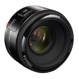 OBJECTIF Yongnuo EF YN 50 mm f/ 1.8 AF Lens 1:1.8 Standard
