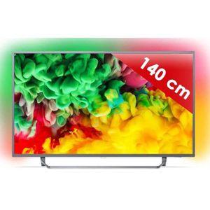 Téléviseur LED TV LED plus de 52 pouces PHILIPS TV - 55 PUS 6753/