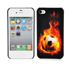 COQUE - BUMPER Cadorabo - Etui Coque rigide > Apple iPhone 4 / iP