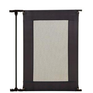 BARRIÈRE DE SÉCURITÉ  DREAMBABY F2061BB Extension-Panneau 58 cm, Noir