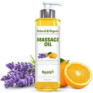 HUILE - LAIT MASSAGE Huile de Massage Naturelle et Bio   Biologique Hui