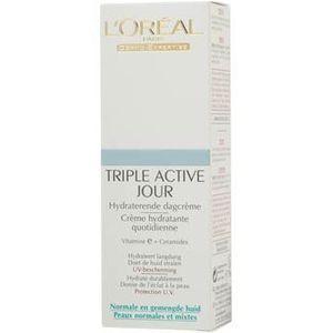 HYDRATANT VISAGE L'OREAL Crème Triple Active Jour 50ml (x1)