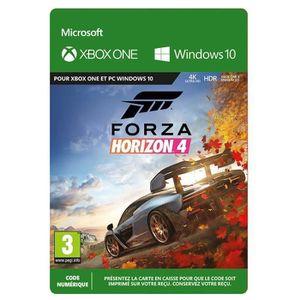 JEU XBOX ONE Forza Horizon 4 Xbox One + 14 Jours Essai au Xbox